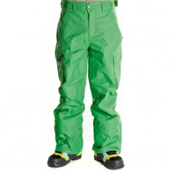 Брюки DAKINE 10К MENS ENDOR PANT COVERT GREEN Размер L 8700012