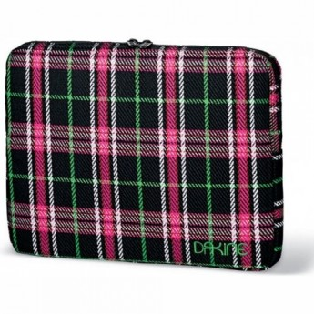 Чехол д/ноутбука DAKINE GIRLS LAPTOP SLEEVE SM PINK PLAID
