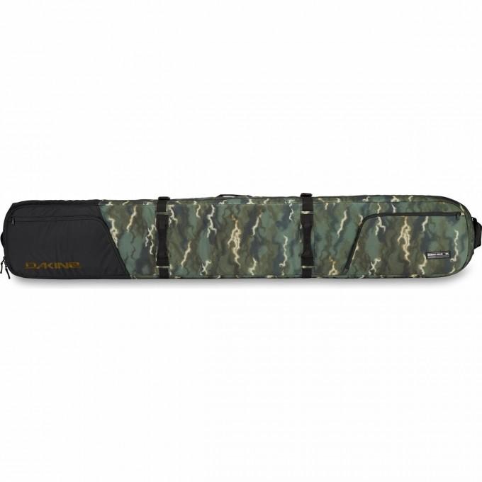 Чехол для горных лыж DAKINE BOUNDARY SKI ROLLER BAG 200 OLIVE ASHCROFT CAMO 10001457