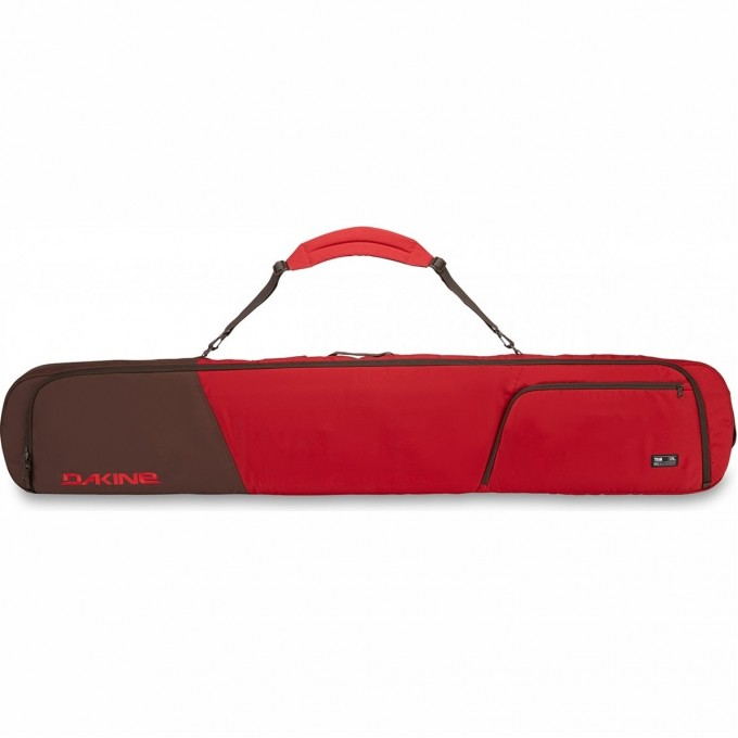 Чехол для горных лыж DAKINE TRAM SKI BAG 190 DEEP RED 10001469