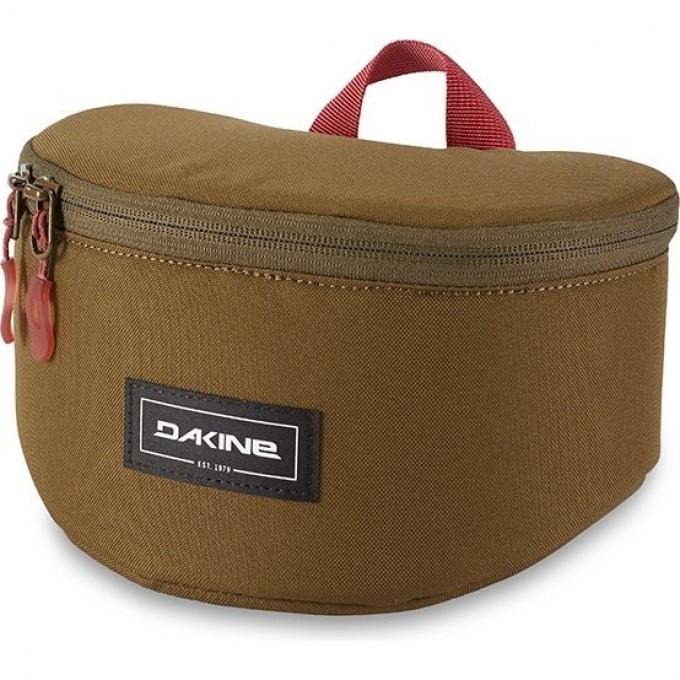 Чехол для маски DAKINE GOGGLE STASH DARK OLIVE/DARK ROSE 10002159