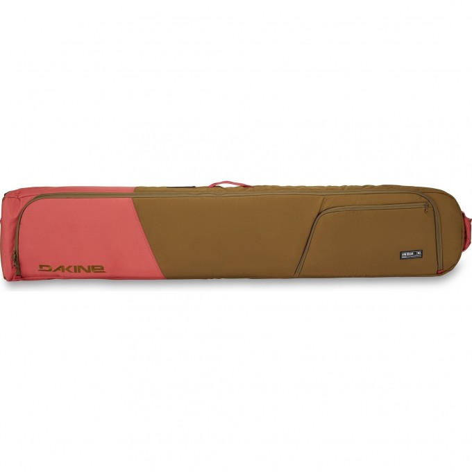 Чехол для сноуборда DAKINE LOW ROLLER SNOWBOARD BAG 157 DARK OLIVE/DARK ROSE 10001463