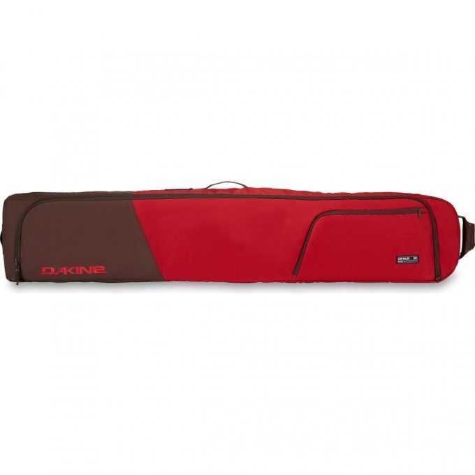 Чехол для сноуборда DAKINE LOW ROLLER SNOWBOARD BAG 175 DEEP RED 10001463