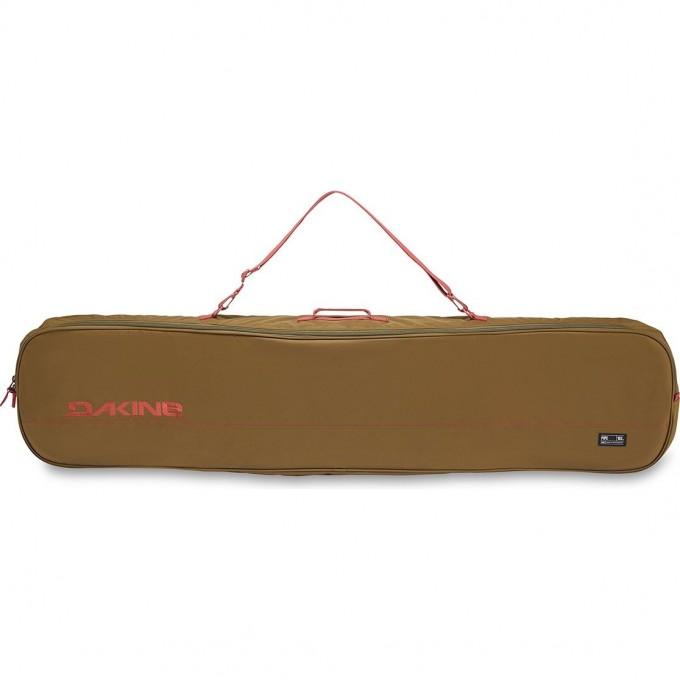 Чехол для сноуборда DAKINE PIPE SNOWBOARD BAG 165 DARK OLIVE/DARK ROSE 10001465
