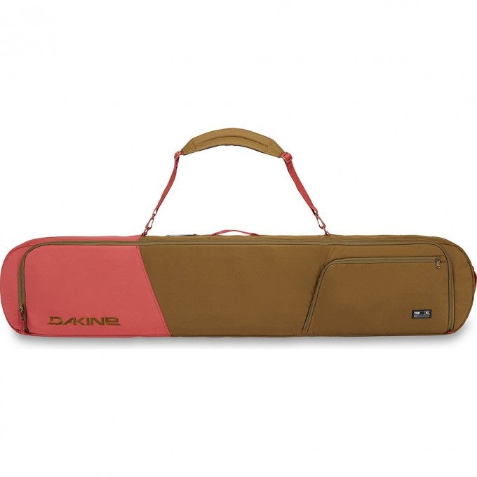 Чехол для сноуборда DAKINE TOUR SNOWBOARD BAG 165 DARK OLIVE/DARK ROSE 10001467