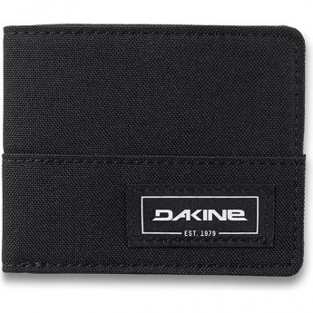 Кошелек DAKINE PAYBACK WALLET BLACK W20 10001834