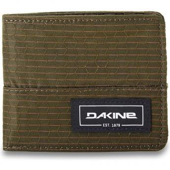 Кошелек DAKINE PAYBACK WALLET DARK OLIVE DOBBY 10001834