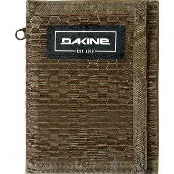 Кошелек DAKINE VERT RAIL WALLET DARK OLIVE DOBBY 08820206