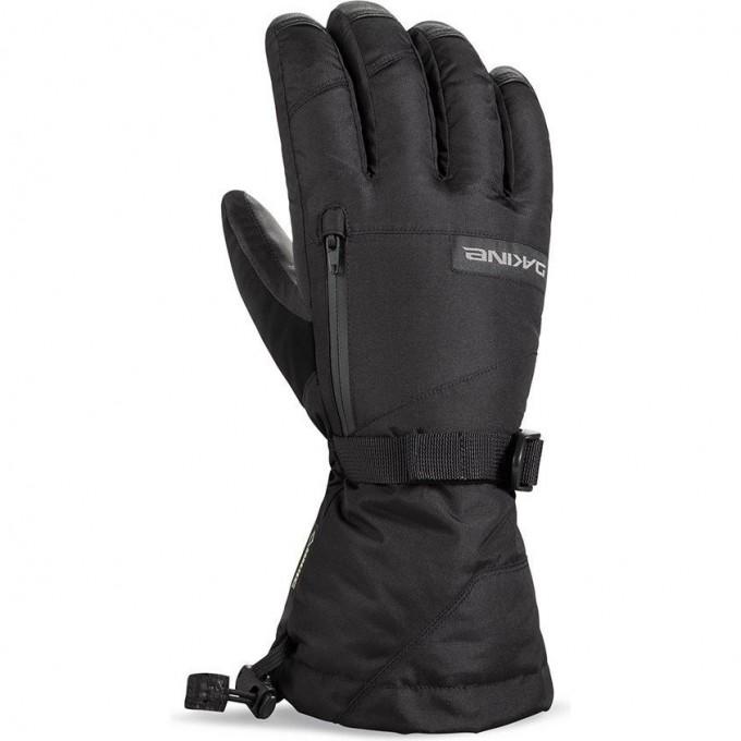 Перчатки DAKINE LEATHER TITAN GLOVE BLACK Размер S 1100353
