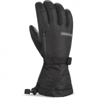 Перчатки DAKINE LEATHER TITAN GORE-TEX GLOVE BLACK Размер L 10003155