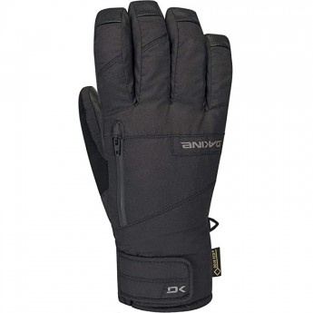 Перчатки DAKINE LEATHER TITAN GORE-TEX SHORT GLOVE BLACK Размер XXL 10003157