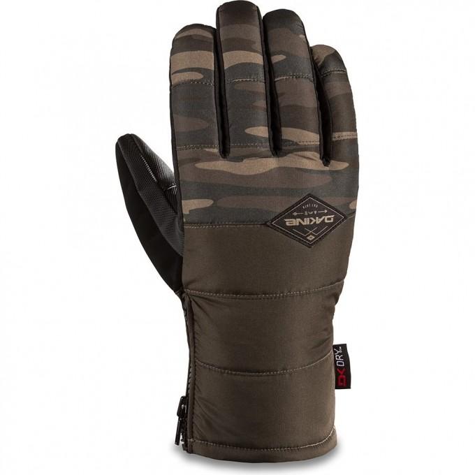 Перчатки DAKINE OMEGA GLOVE FIELD CAMO Размер M 01300415