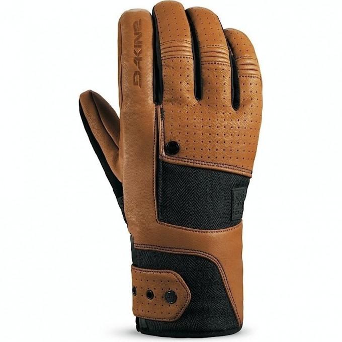 Перчатки DAKINE SABRE GLOVE COGNAC Размер S 1100001