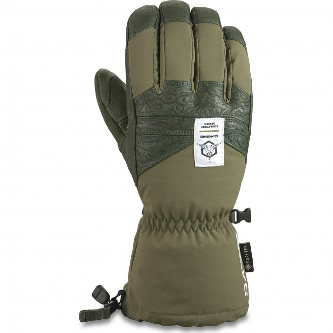 Перчатки DAKINE TEAM EXCURSION GORE-TEX GLOVE KAZU KOKUBO Размер M 10003181