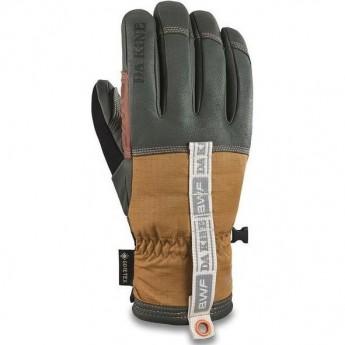 Перчатки DAKINE TEAM MAVERICK GORE-TEX GLOVE BRYAN FOX Размер L 10003183