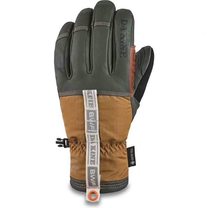 Перчатки DAKINE TEAM MAVERICK GORE-TEX GLOVE BRYAN FOX Размер S 10003183