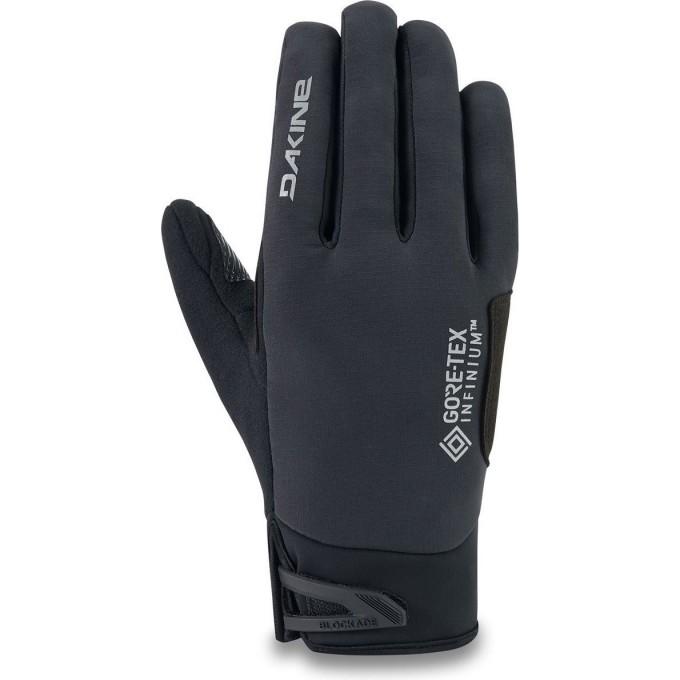 Перчатки виндстоппер DAKINE BLOCKADE GLOVE BLACK W20 Размер M 10002551