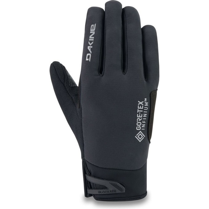 Перчатки виндстоппер DAKINE BLOCKADE GLOVE BLACK W20 Размер S 10002551