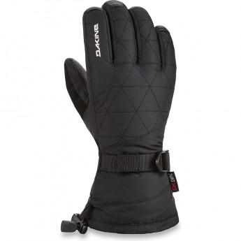 Перчатки женские DAKINE LEATHER CAMINO GLOVE BLACK Размер L 10000710