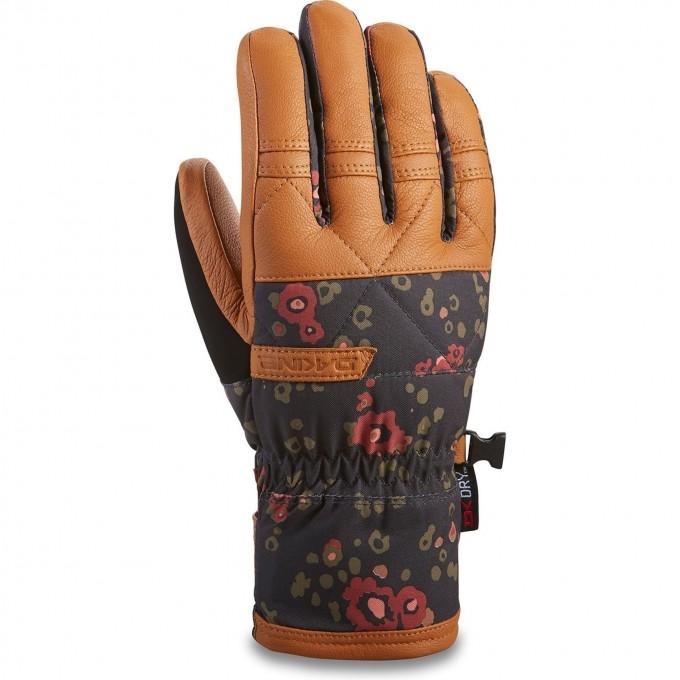 Перчатки женские DAKINE FLEETWOOD GLOVE BEGONIA Размер S 10003142