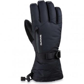 Перчатки женские DAKINE LEATHER SEQUOIA GLOVE BLACK Размер S 10000705