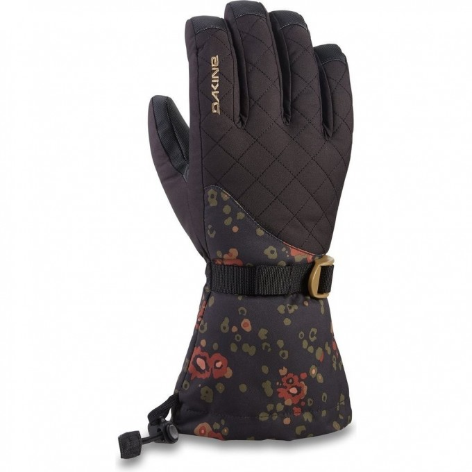 Перчатки женские DAKINE LYNX GLOVE BEGONIA Размер L 10003158