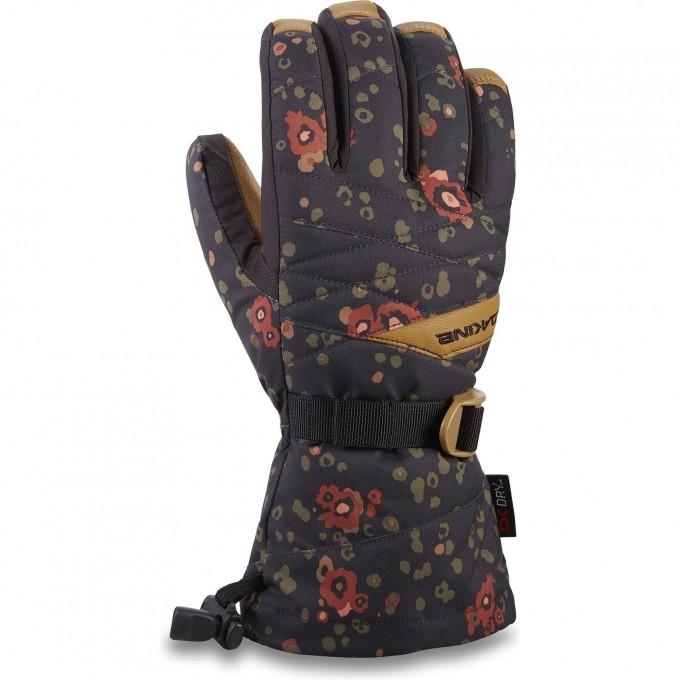 Перчатки женские DAKINE TAHOE GLOVE BEGONIA Размер XS 10003176