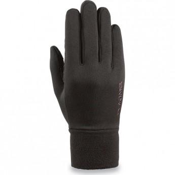 Перчатки женские трикотажные DAKINE WOMEN'S STORM BLACK Размер L 10000728