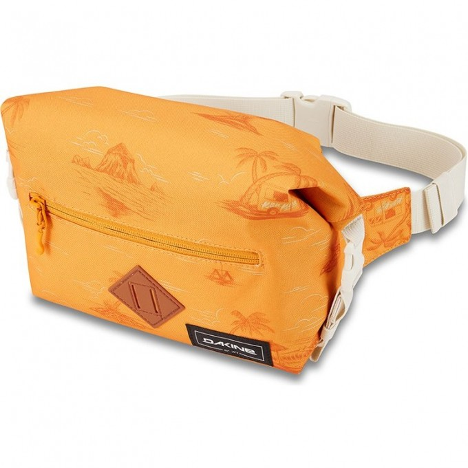 Поясная сумка DAKINE MISSION SURF ROLL TOP SLING PACK OCEANFRONT 10002840