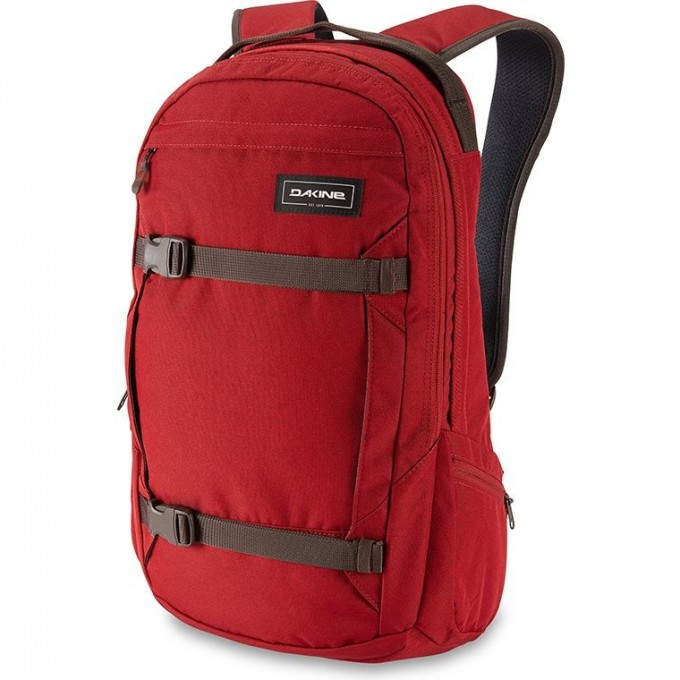 Рюкзак DAKINE MISSION 25L DEEP RED 10002637