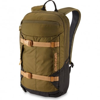 Рюкзак DAKINE MISSION PRO 18L DARK OLIVE/BLACK 10002063