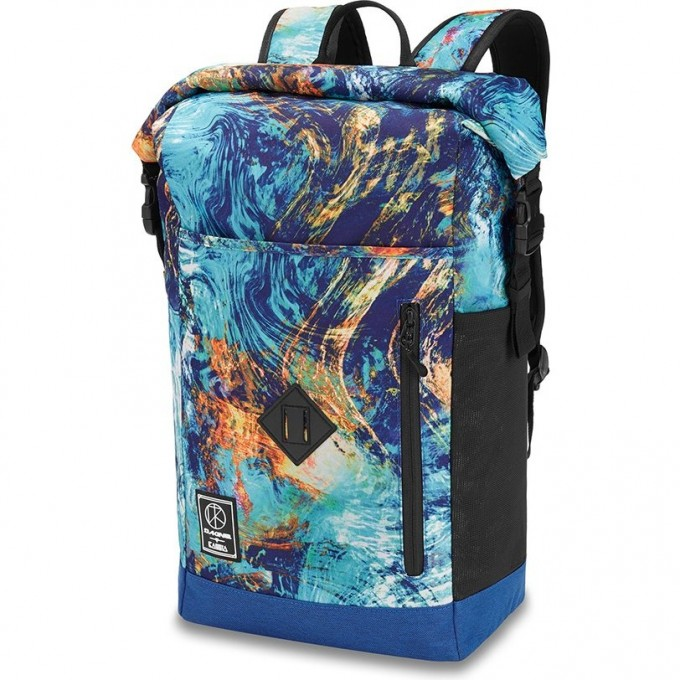 Рюкзак DAKINE MISSION SURF ROLL TOP PACK 28L KASSIA ELEMENTAL 10002839