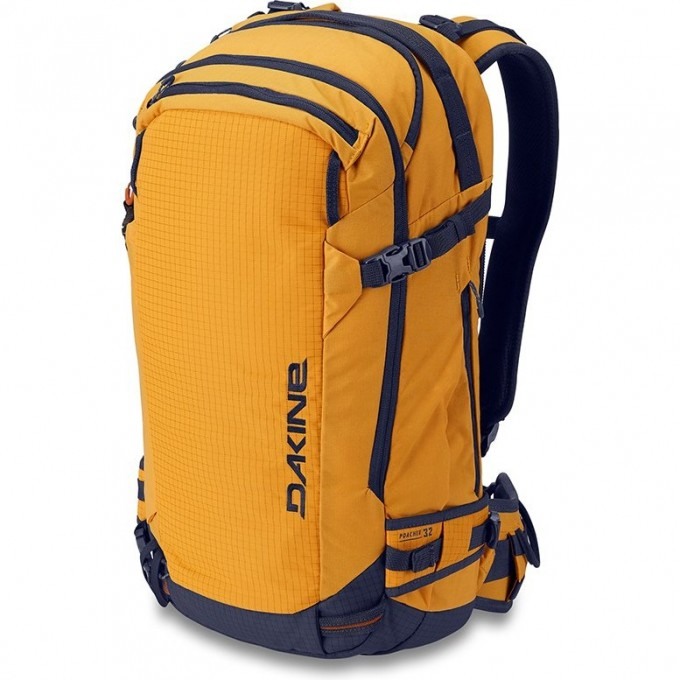 Рюкзак DAKINE POACHER 32L GOLDEN GLOW 10002073