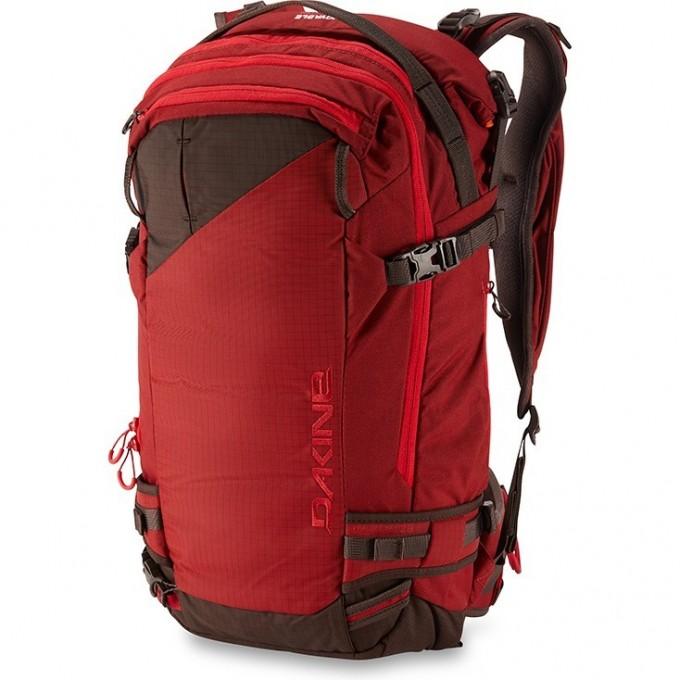 Рюкзак DAKINE POACHER RAS 26L DEEP RED 10002074