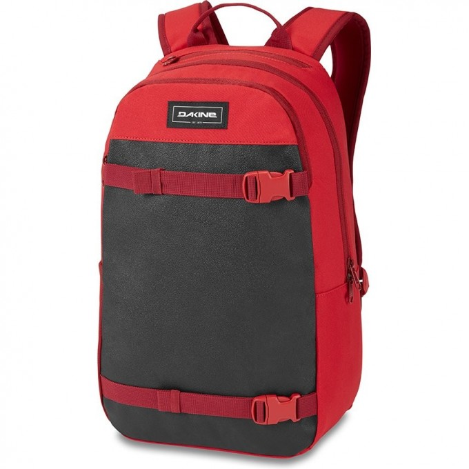 Рюкзак DAKINE URBN MISSION PACK 22L DEEP CRIMSON 10002626