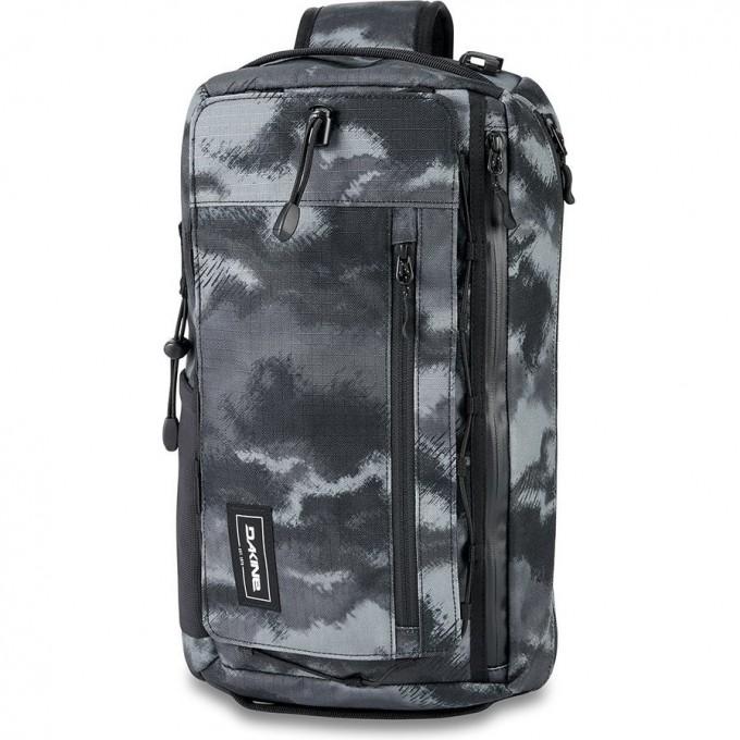 Рюкзак с одной лямкой DAKINE MISSION SURF DLX WET/DRY SLING PACK 15L DARK ASHCROFT CAMO 10002837