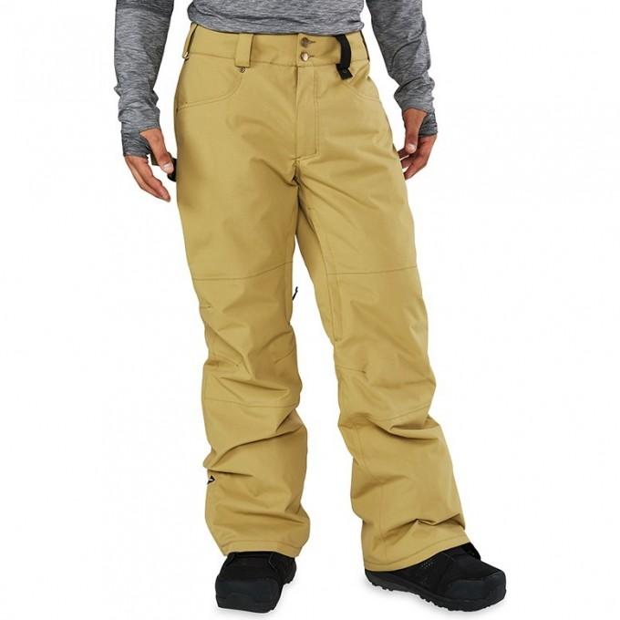 Штаны для сноубординга утепленные DAKINE ARTILLERY INSULATED PANT FENNEL Размер XL 10001344