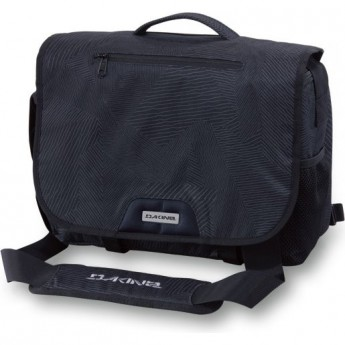 Сумка DAKINE MESSENGER BAG SM BKPTCH (БРАК)