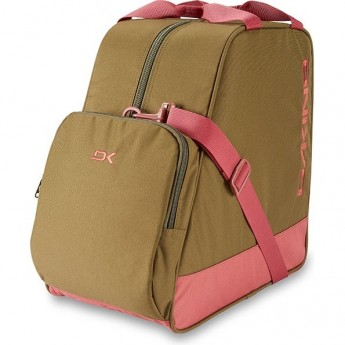 Сумка для ботинок DAKINE BOOT BAG 30L DARK OLIVE/DARK ROSE 08300482