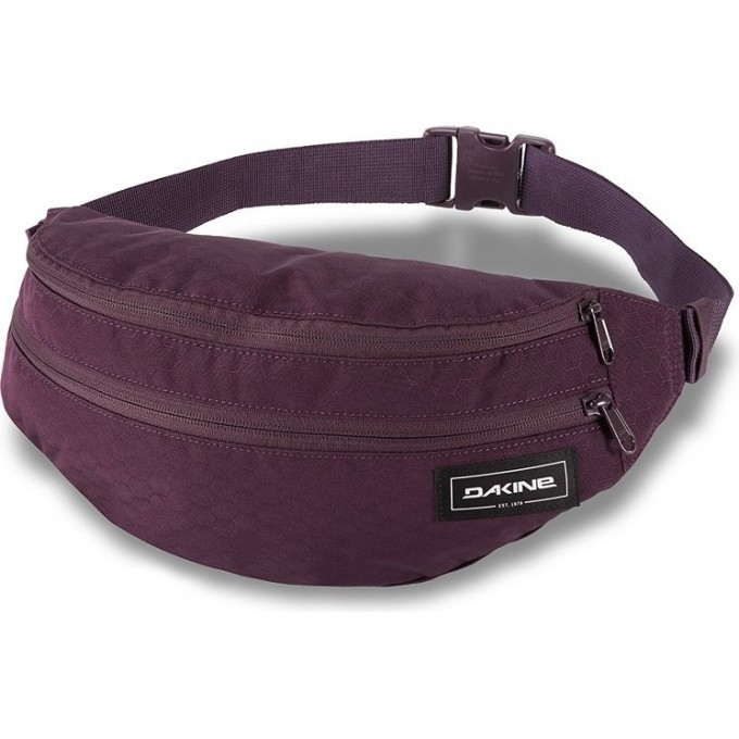 Сумка поясная DAKINE CLASSIC HIP PACK LARGE MUDDED MAUVE 10002621