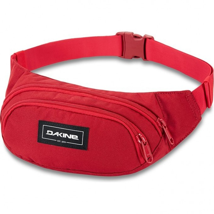 Сумка поясная DAKINE HIP PACK DEEP CRIMSON 08130200