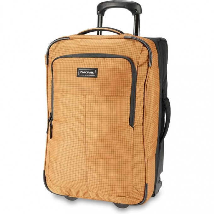 Сумка с колесами DAKINE CARRY ON ROLLER 42L CARAMEL 10002923
