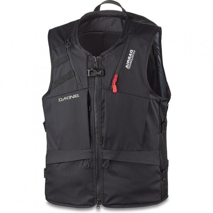 Жилет-рюкзак DAKINE POACHER RAS VEST BLACK Размер L/XL 10002068